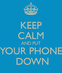 Put the Phone Down | The Appreciation Factor